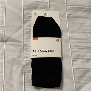All in A Day Sock